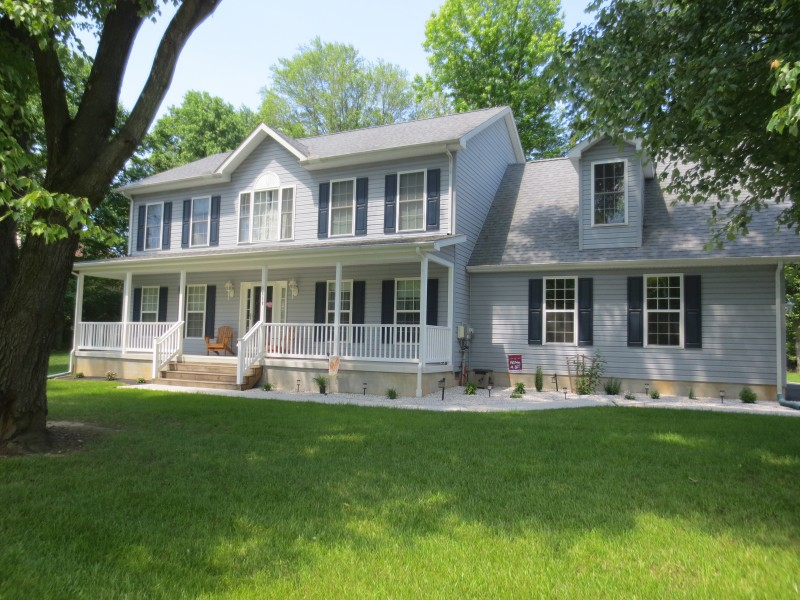 The Maryland Model Home