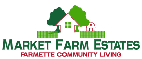 Market Farm Estates logo