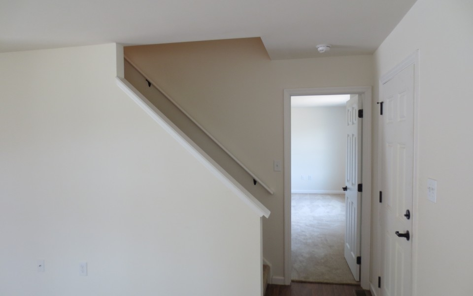 Nevada Style Home Stairs