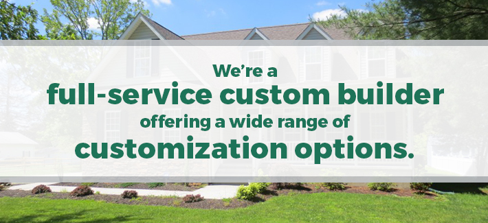 full-service custom builder in maryland and delaware