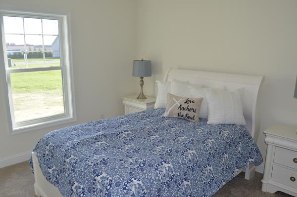 Sapphire Style Home Bedroom