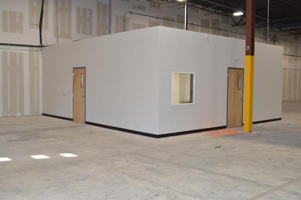 DHL Commercial Fit-Out