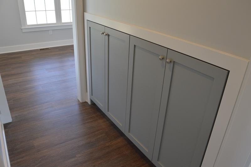 Wyoming Style Home Cabinets